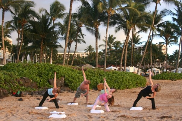 fam yoga hawaii